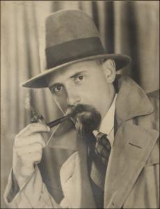 Gecse Árpád potré
