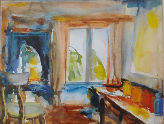 Velkeine_Pocz_Ilona_Muterem_akvarell_40x50